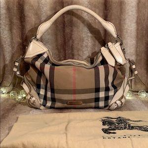 Authentic Burberry Vintage Bag
